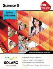 Science Grade 8 (2015 Edition) California