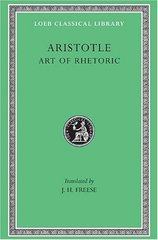 Aristotle Art of Rhetoric