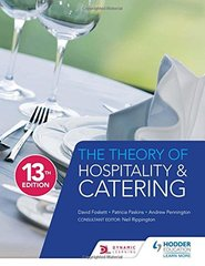 Theory of Hospitality & Catering