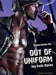 Out of Uniform by Gieseke, Winston (EDT)