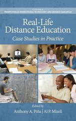 Real-life Distance Education: Case Studies in Practice