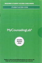 Theories of Counseling and Psychotherapy MyCounselingLab Access Code: A Case Approach: Includes Pearson eText