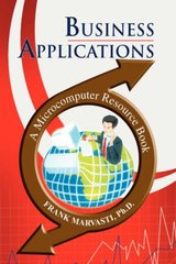 Business Applications: A Microcomputer Resource Book