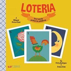 Loteria / Lottery: First Words / Primeras Palabras