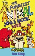 The Funniest Animal Joke Book Ever