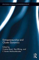 Entrepreneurship and Cluster Dynamics