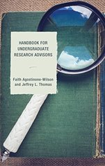 Handbook for Undergraduate Research Advisors