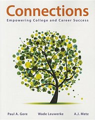Connections: Empowerment for College and Success