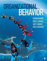 Organizational Behavior by Nahavandi, Afsaneh/ Denhardt, Robert B./ Denhardt, Janet V./ Aristigueta, Maria P.