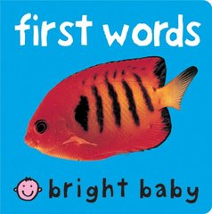 Bright BabyBright Baby First WordsBright Baby First Words