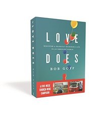 Love Does Church: Discover a Secretly Incredible Life in an Ordinary World