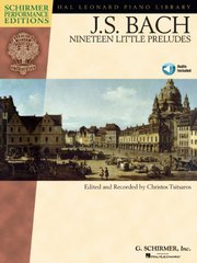 J. S. Bach: Nineteen Little Preludes