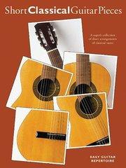 Short Classical Guitar Pieces