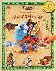 Piratas Tesoros de Calcomanias