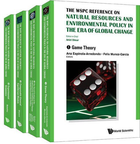 The Wspc Reference of Natural Resources and Environmental Policy in the Era of Global Change