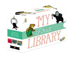 My First Library: Corduroy / Good Night Gorilla / the Little Engine That Could