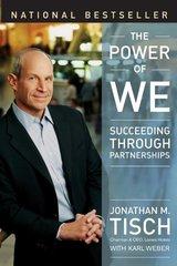 The Power of We: Succeeding Through Partnerships