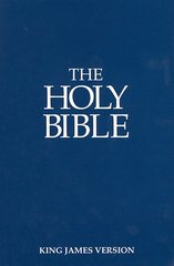 The Holy Bible King James Version: King James Version Economy