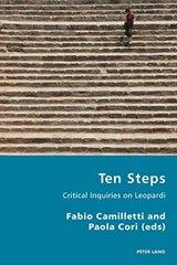 Ten Steps: Critical Inquiries on Leopardi