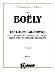 Liturgical Services: 1
