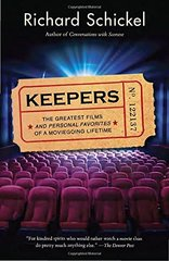 Keepers: The Greatest Films and Personal Favorites of a Moviegoing Lifetime