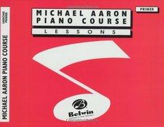 Michael Aaron Piano Course  Lesson  Primer