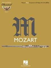 Wolfgang Amadeus Mozart: Flute Concerto in D Major, Kv 314