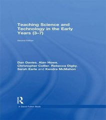 Teaching Science and Design and Technology in the Early Years 3–7