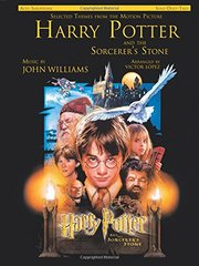 Selected Themes from the Motion Picture Harry Potter and the Sorcerer's Stone: Alto Saxophone
