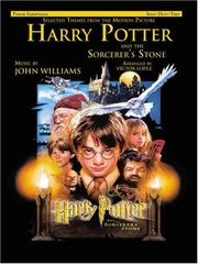 Selected Themes from the Motion Picture Harry Potter and the Sorcerer's Stone: Tenor Saxophone
