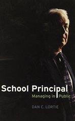 School Principal: Managing in Public