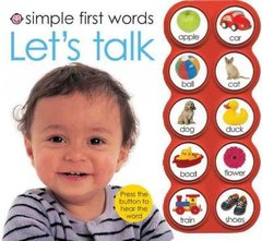 Simple First WordsSimple First Words Let's TalkSimple First Words Let's Talk ($14.