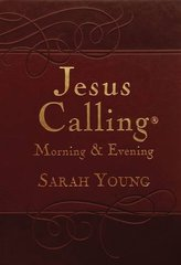 Jesus Calling Morning & Evening