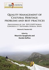 Quality Management of Cultural Heritage: Problems and Best Practices
