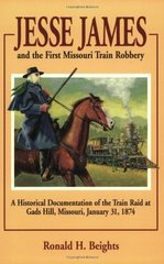 Jesse James and the First Missouri Train Robbery