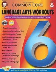 Common Core Language Arts Workouts, Grade 6