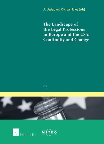 The Landscape of the Legal Professions in Europe and the USA: Continuity and Change