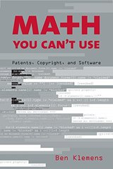 Ma+h You Can't Use: Patents, Copyright, and Software