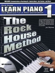 The Rock House Method Learn Piano 1: The Method for a New Generation