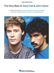 The Very Best of Daryl Hall & John Oates: Piano / Vocal / Guitar