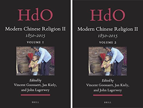 Modern Chinese Religion: 1850 - 2015