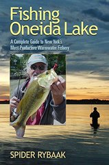 Fishing Oneida Lake by Rybaak, Spider