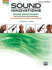 Sound Innovations for String Orchestra - Sound Development: Piano Accompaniment