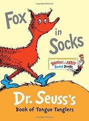 Fox in Socks: Dr. Seuss's Book of Tongue Tanglers