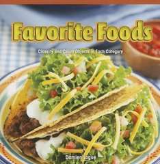 Favorite Foods: Classify and Count Objects in Each Category