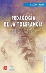 Pedagogia de la tolerancia/ Pedagogy of Tolerance