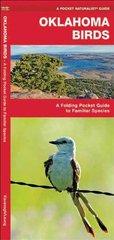 Oklahoma Birds: A Folding Pocket Guide to Familiar Species