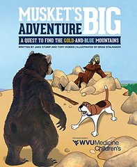 Musket's Big Adventure: A Quest to Find the Gold-and-blue Mountains