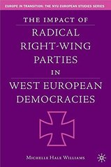Impact of Radical Right-Wing Parties in West European Democracies