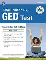 Gedtest, Rea's Total Solution for the Ged Test